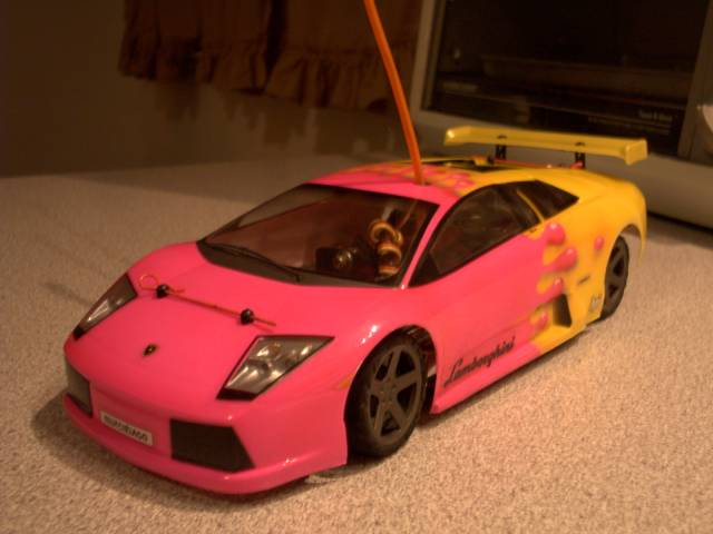 Hpi Racing Cars For Sale >> Six Foot Tiger Racing - Custom Body Painting